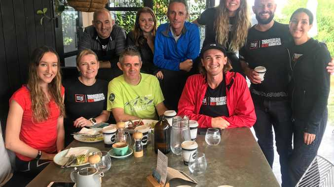 Members of the NUTRs who went to New Zealand include Dylan Cole-Jones (Buderim), Ammon Chesworth (Coolum), Chrissy Redwood (Noosa), Ian Rowe (Doonan), Erin Donaldson (Coolum), Howard McCann (Noosa), Todd Mumberson (Palmwoods) and Kate Child (Pomona) and Kate Mayne of Pomona.