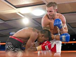 'Silencer' locks in his crack at Brayd belt