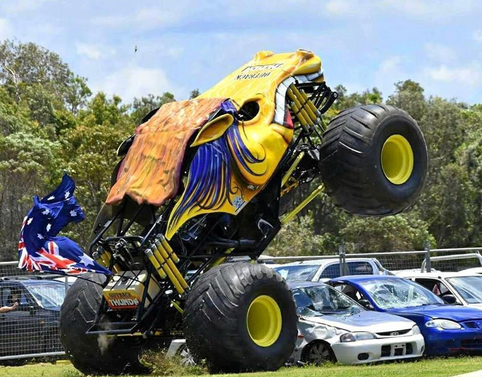 The Monster Trucks are descending on Coffs Harbour.