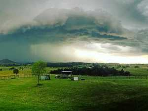Storm snaps from around the Scenic Rim