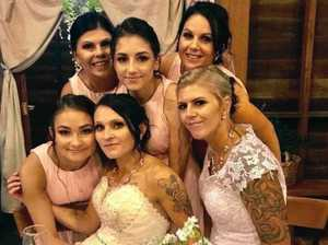 Same-sex Coast couple finally marry after 8 years