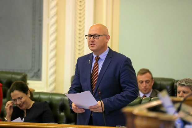 Former treasurer Curtis Pitt has been elected Speaker of the House at Queensland Parliament.