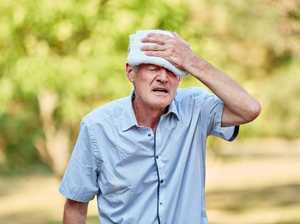 Keep an eye on seniors as heat swelters