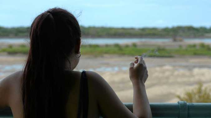 QUIT NOW: A new four year program will tackle Indigenous smokers head on so rates keep falling.