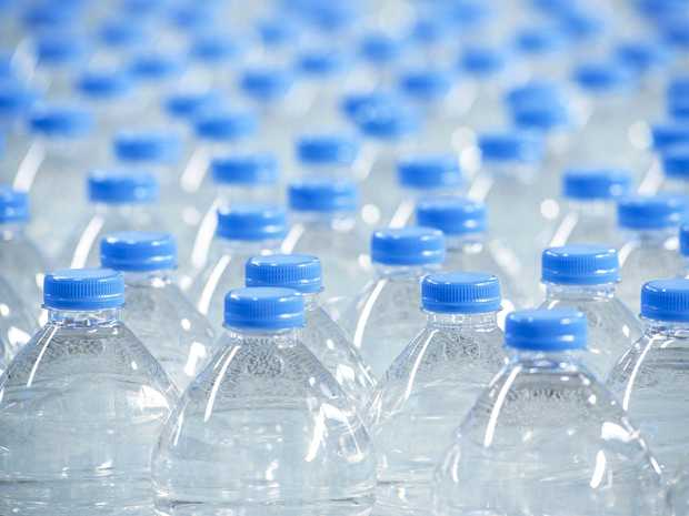 Plastic bottles are a growing pollution problem.