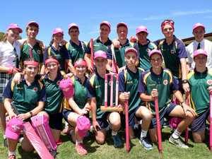 Assumption to go pink for charity cricket bash