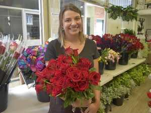 Valentine's Day blooming for local florist