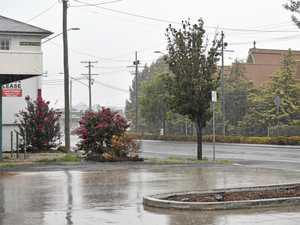 WATCH: Storms pass through Warwick