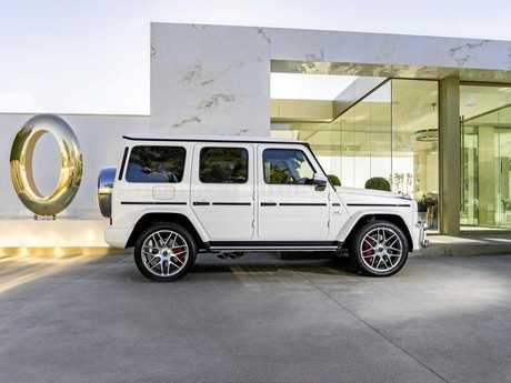 The Mercedes-AMG G63 will arrive in Australia later this year.