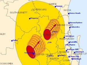 Coast set to be smashed by severe thunderstorms