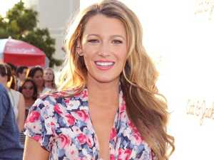 Blake Lively shows off 27kg weight loss after pregnancy