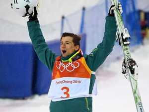 Central Coast's 'Mogul Matt' wins silver at Winter Olympics