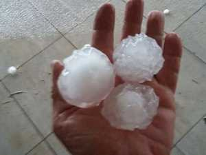 Why scientists want you to measure hail stones
