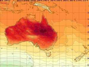 BURNING UP: Temps to hit 40°C with heatwave smashing Qld, NSW
