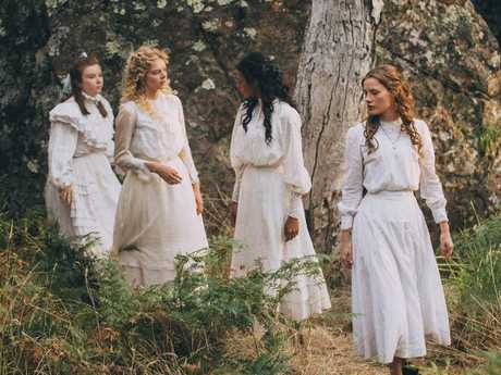 Foxtel's series revisits Joan Lindsay's eerie story of a group of schoolgirls who go missing at Hanging Rock.