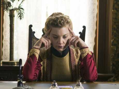 British star Natalie Dormer plays Mrs Appleyard in the series.