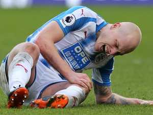 First pic: Mooy's gruesome gash likely to keep him out weeks