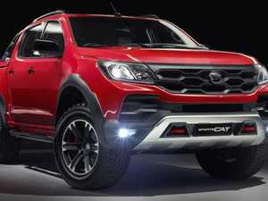 HSV's ultra mean Colorado SportsCat and what it will cost