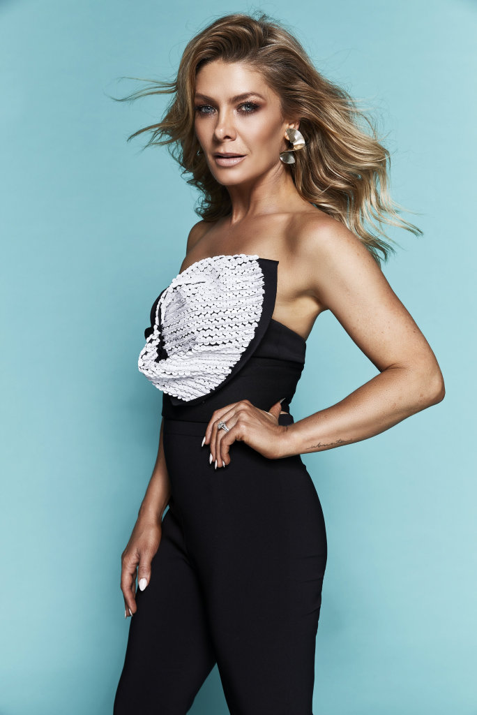 Natalie Bassingthwaighte reprises her role as Izzy Hoyland on the TV series Neighbours.