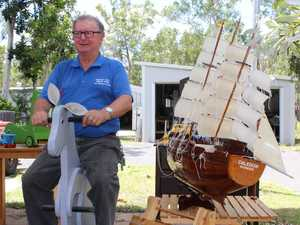 Hervey Bay Men's Shed sale