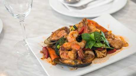 Nautilus Gourmet Thai.
