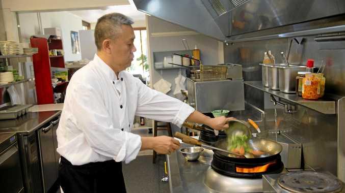 Nautilus Thai Gourmet chef and restaurant owner Toon.