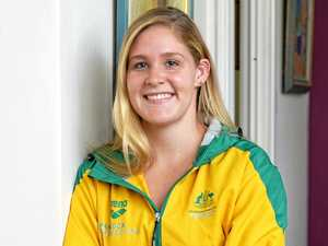 Why Ipswich swimmer so relaxed about Commonwealth Games