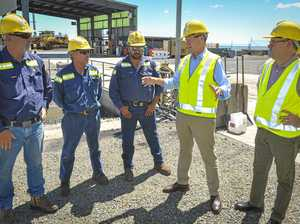 Start of a new era at Barney Point Terminal
