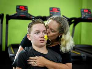 Strength in tough times earns Tristan's mum a nomination