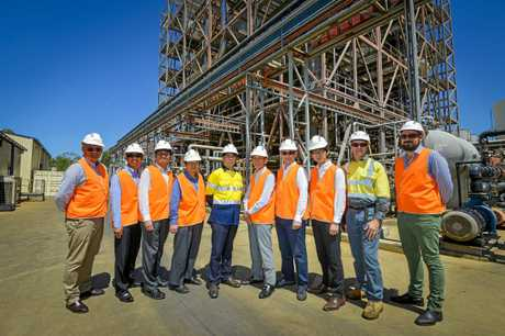 HYDROGEN OPTIONS: Senior executives from Japans leading energy companies and a world renown academic from Tokyo University visited Gladstones Port and Northern Oil Advanced Biofuel Refinery to find out more about the possibility of exporting hydrogen out of Gladstone.