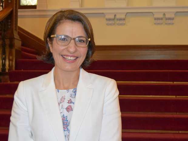 Labor's Member for Jordan, Charis Mullen.