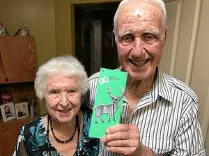 Ipswich's oldest twins hit 90