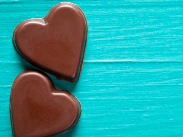 Can chocolate cure a broken heart? Picture: The Cairns Post