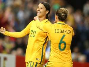 Matildas confirm pre-Asian Cup farewell clash