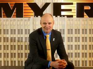 Embattled Myer CEO steps down