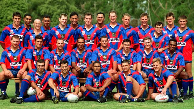 By the end of 1998 the people of Adelaide were getting to know their Rams players.