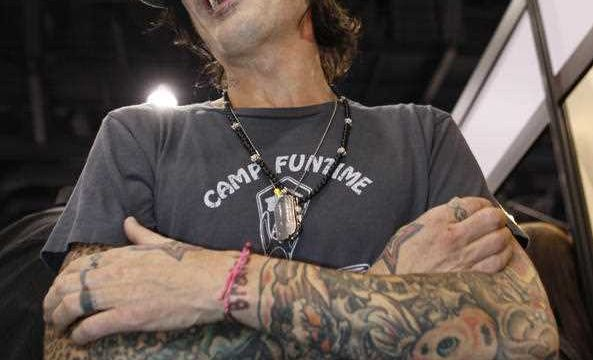 Tommy Lee has found love ... again
