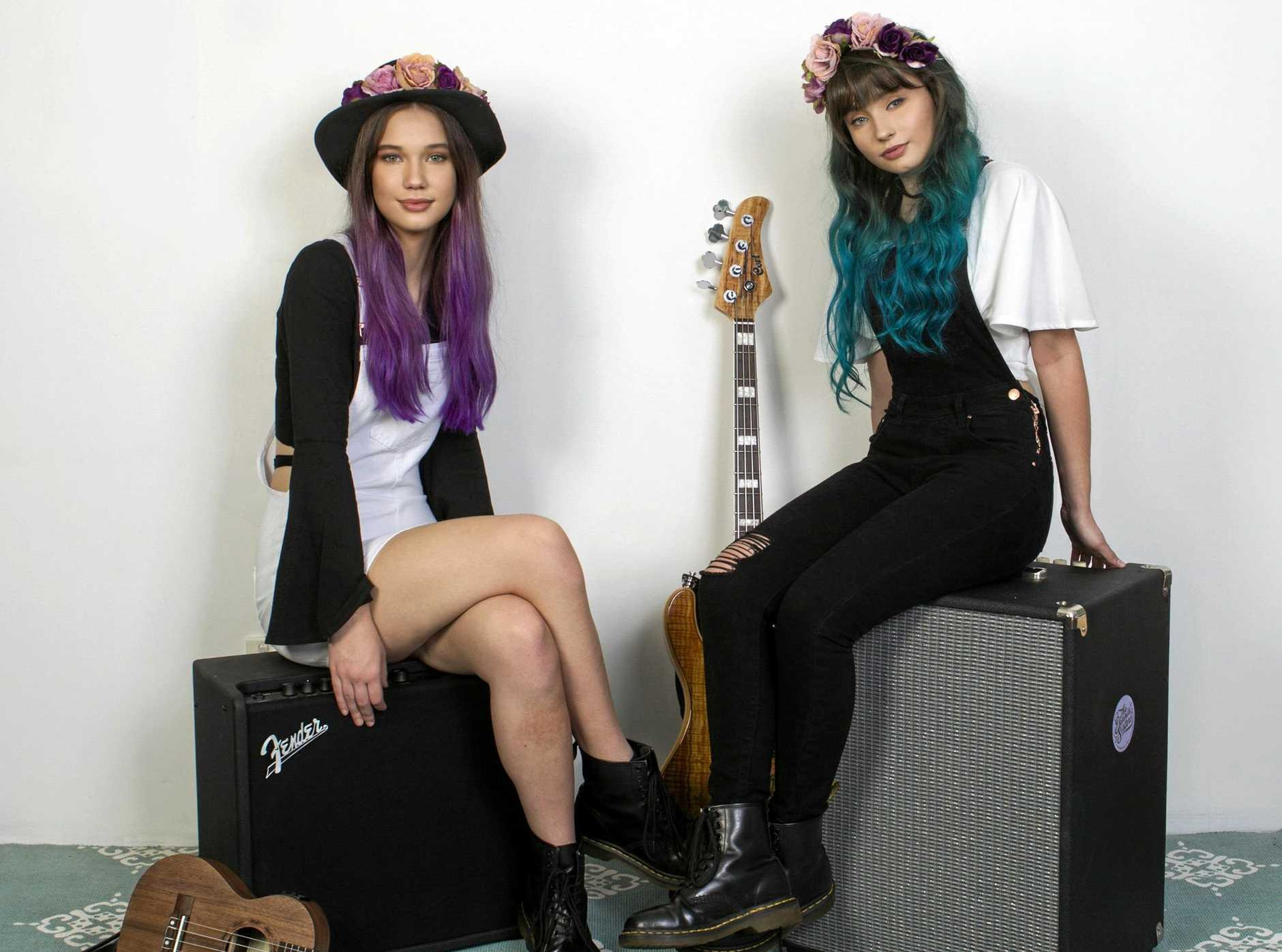 COOL VIBE: The Dennis Sisters will play the first Sound Feast for 2018.