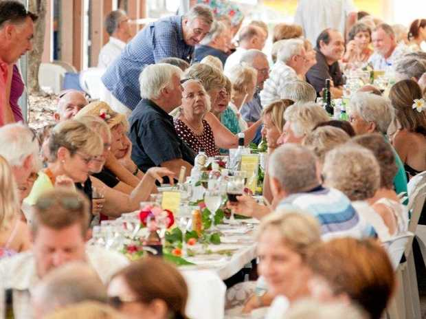 GOOD CAUSE: The Eumundi Rotary Long Lunch will be held on March 11.