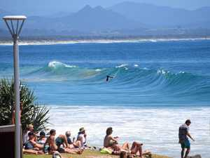 BOOZEY BEACHES?: Byron coast marred by drinking, drugs