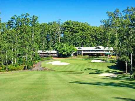 Bonville Golf Course.