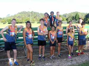 Young stars of track and field shine at championships