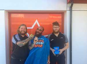 Bearded Stars to shine at World's Greatest Shave