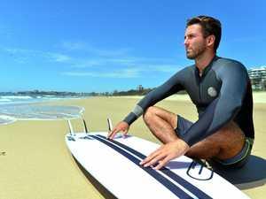 Massive double overhead swell set to close Coast beaches
