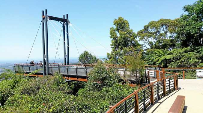 Multi-award winning Sealy Lookout is in the running to take out the Tourist Attractions category at the 2017 Qantas Australian Tourism Awards.