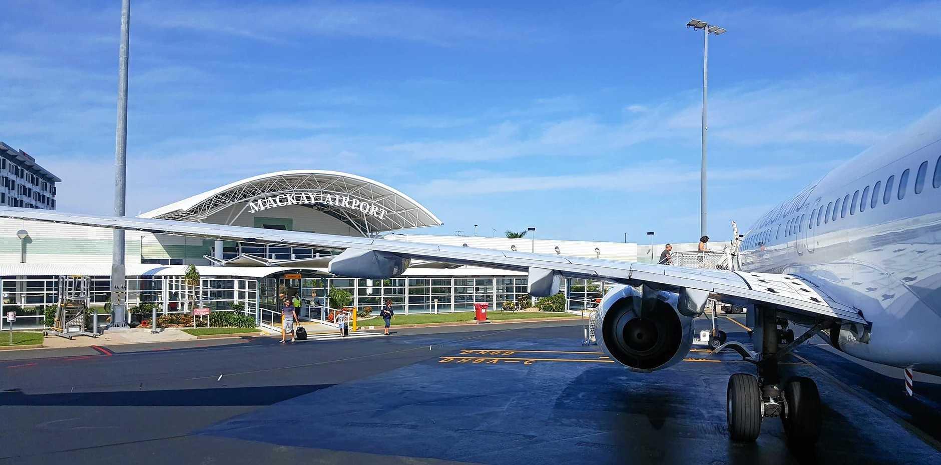 Jetstar is offering $49 flights from Mackay to Brisbane.