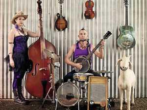 Hillbilly Goats unveil new music