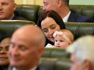 Parliament ignores rules for breastfeeding Keppel MP