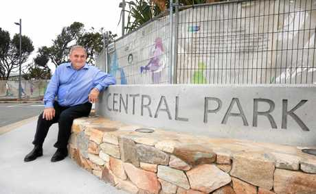Tweed Shire Councilor Warren Polglase has lodged a motion to have the Kingscliff Communityconsulted on a name change for the new Central Park.