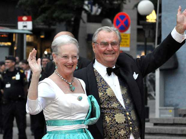 Prince Henrik, with wife Queen Margrethe, has died at the age of 83.